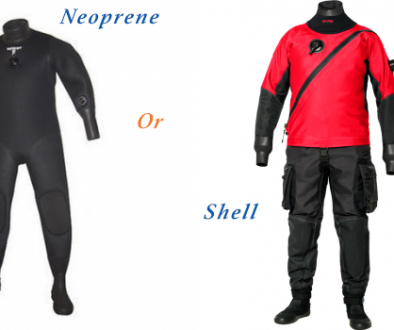 Drysuit Materials